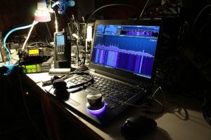 Noční DX pracoviště